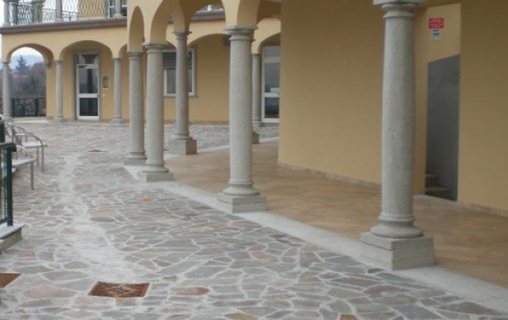 RSA Portico