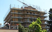 Rifacimento della Copertura e della Facciata a Villa d'Epoca – Villa D'Adda (BG)