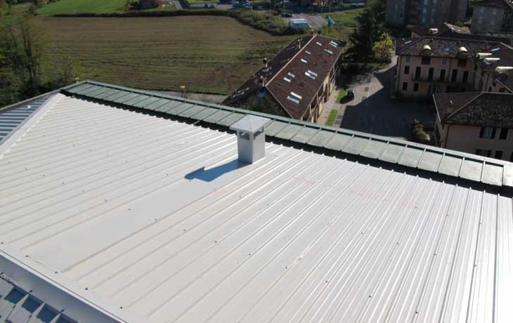 Ristrutturazione energetica Condominio Castelbarco