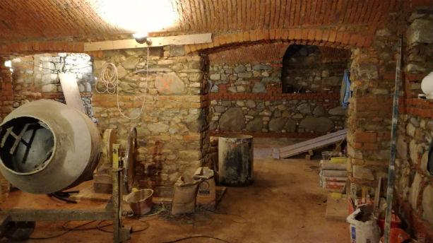 Ristrutturazione villa d'epoca Olgiate Molgora