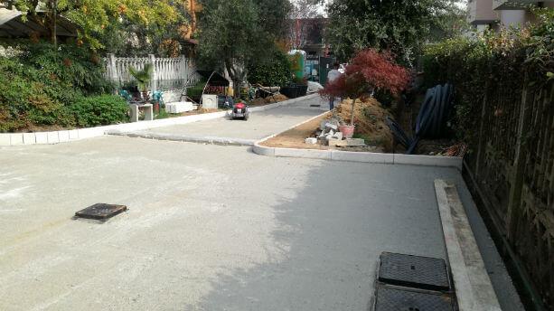 bollate - giardino