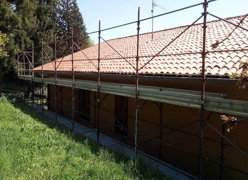 rifacimento tetto merate